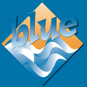 Restaurant Blue-Logo